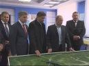 12.04.2013 Владимир Путин посетил космодром Восточный.