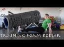 Training Foam Roller Domyos - rouleau de massage en mousse - Liwanu Fitness