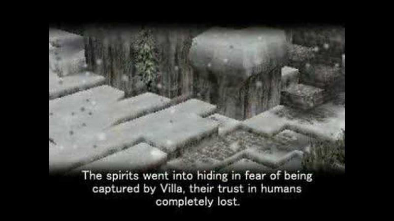Hoshigami: Running Blue Earth ending(PSX)