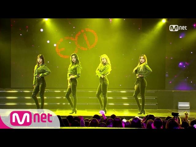 [EXID - DDD] KPOP TV Show | M COUNTDOWN 171221 EP.551