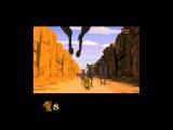 The Lion King. SEGA Genesis. Walkthrough