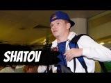 Олег Шатов — первые интервью и голы за