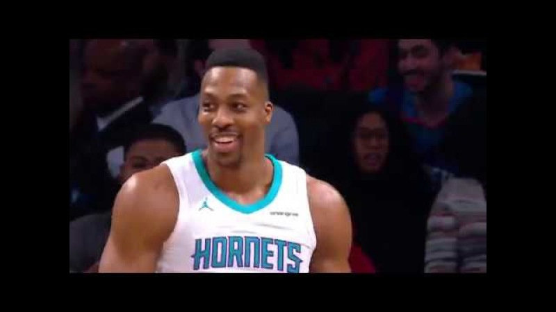 NBA CHARLOTTE HORNETS vs BROOKLYN NETS March,21 2018