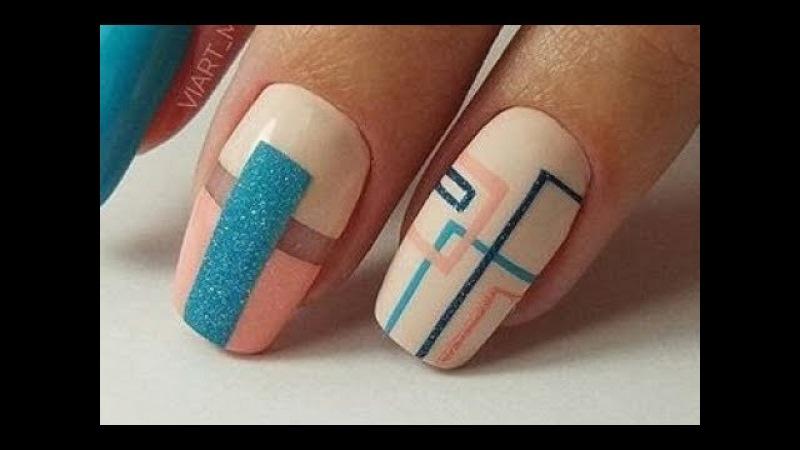 Trendy 2018 DIY Nail Art Ideas✔The Best Nail Art Tutorial (BeautyIdeas Nail Art)