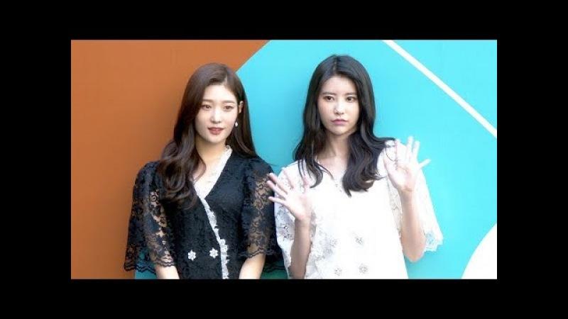[HD영상] '2018 FW 헤라서울패션위크' 다이아(DIA) 기희현-정채연, 오늘은 패셔니스타로