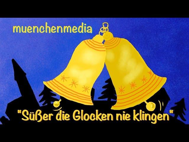 Süßer die Glocken nie klingen - Weihnachtslieder deutsch | Kinderlieder deutsch - muenchenmedia