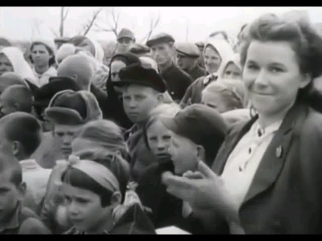 Праздники в оккупированной немцами Беларуси 194Х г
