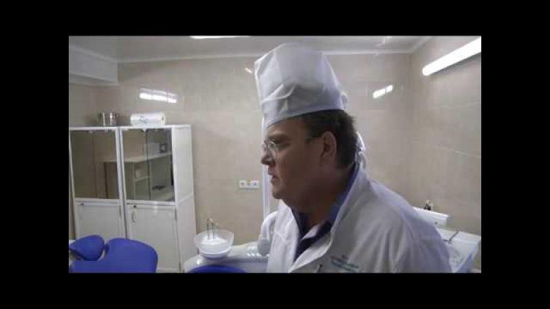 Комментарий врача медико-санитарной части по открытию нового отделения поликли...