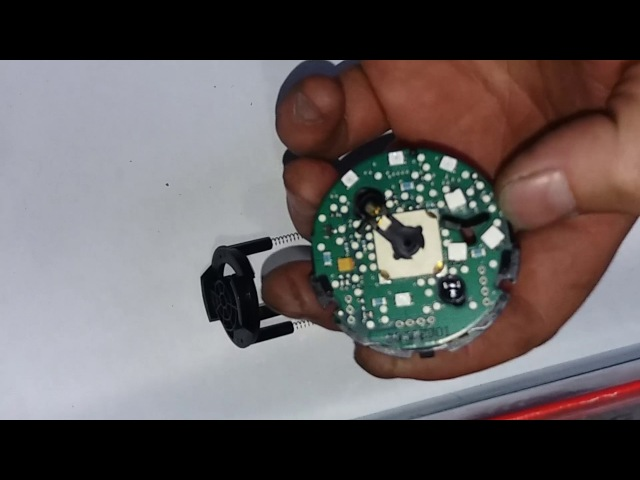 ремонт переключателя света W204 C200/W212 E200