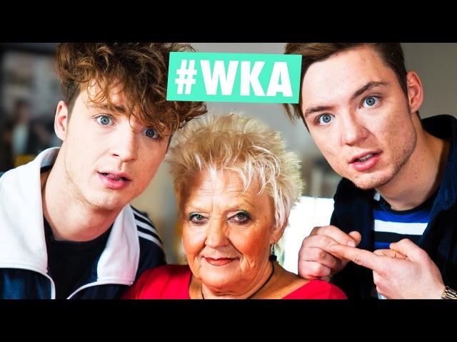 Unsere Oma verrät alles über uns WKA | Die Lochis