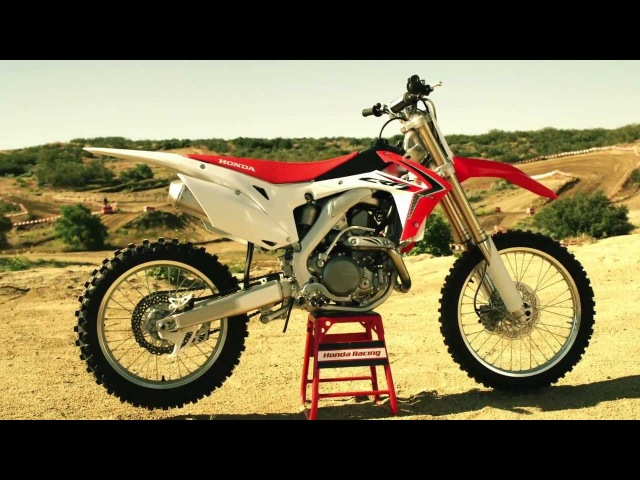 New Chassis - 2013 Honda CRF450R