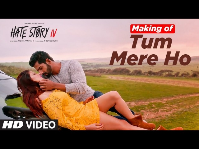 Making Of Tum Mere Ho Video Song   Hate Story IV