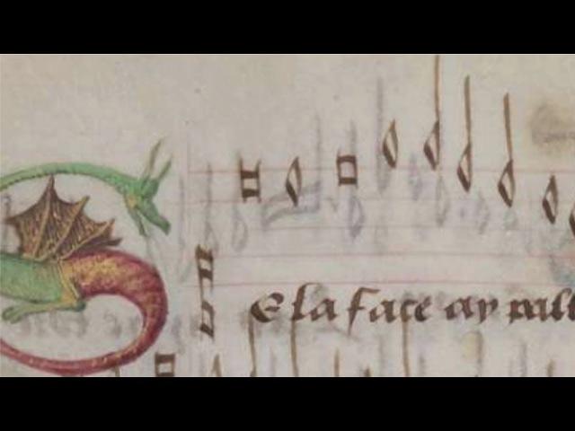Guillaume Dufay - Ballade Se la face ay pale (ca.1430)