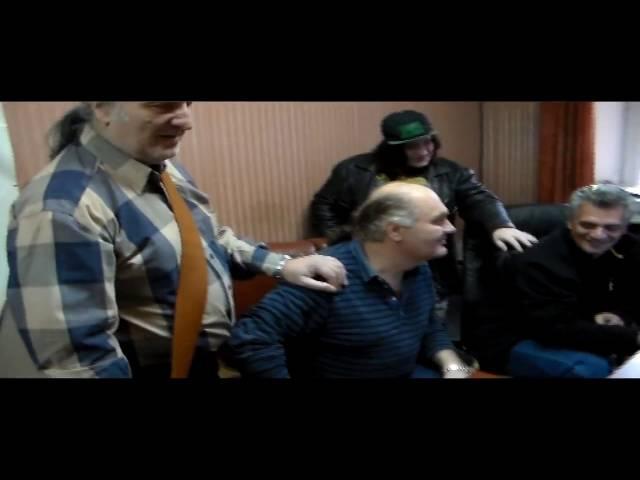 Georgian Rock dagelodebi kvlav Vakhtang makalatia,shalva vashalomidze and kako vashalomidze