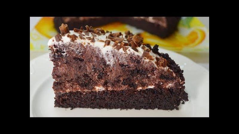 Сумасшедший пирог-торт/ Crazy cake а-ля Пинчер