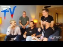 Hollywood Tramp: Interview with Tokio Hotel - 25.08.2017 (с русскими субтитрами от TH Community VK)