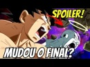 MUDOU O FINAL DE DBS SINOPSES ERRADAS FREEZA E GOKU JUNTOS NO EPISÓDIO FINAL DE DRAGON BALL SUPER