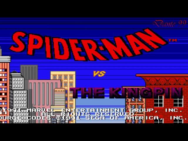 Spider-Man Vs The Kingpin - Новый свет (Пройдено на Normal)