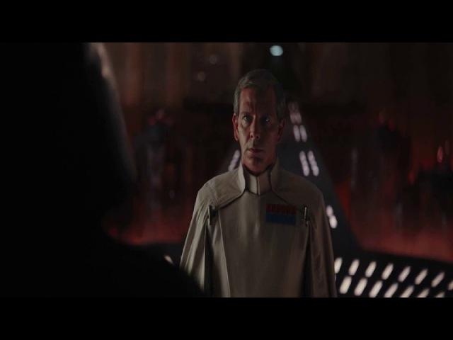 Rogue One: A Star Wars Story - Krennic na koberečku (Krennic on Mustafar scene) CZ