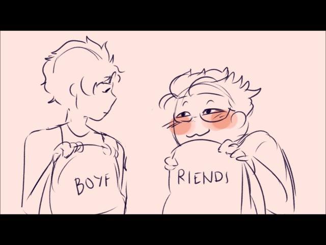 Michael solo boyf riends    BMC animatic