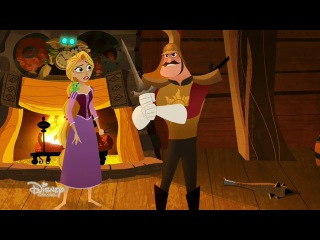 S01E13 Tangled the Series The Wrath of Ruthless Ruth [русские субтитры]