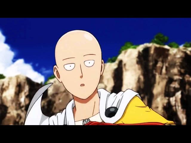 One Punch Man Saitama Vs Genos Warrior Inside