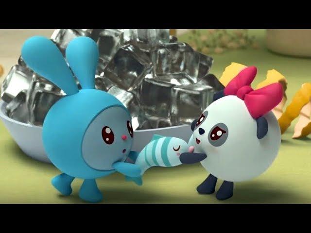 Малышарики Брызгалки 🔫 серия 114 обучающие мультфильмы для малышей 0 4
