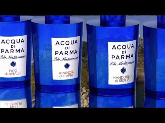 Acqua di Parma Blu Mediterraneo Fragrances