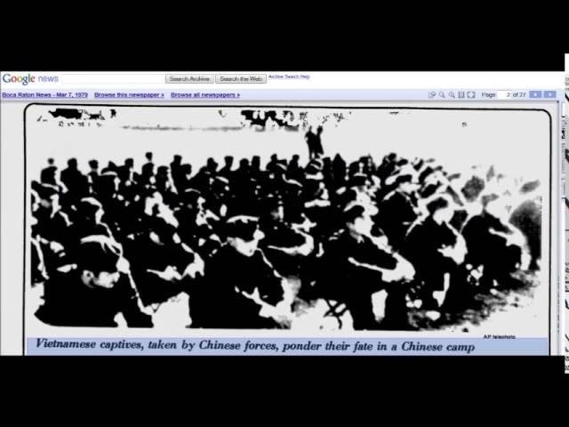 A Self Humiliation For Vietnam (China-Vietnam War 1979) Part 2