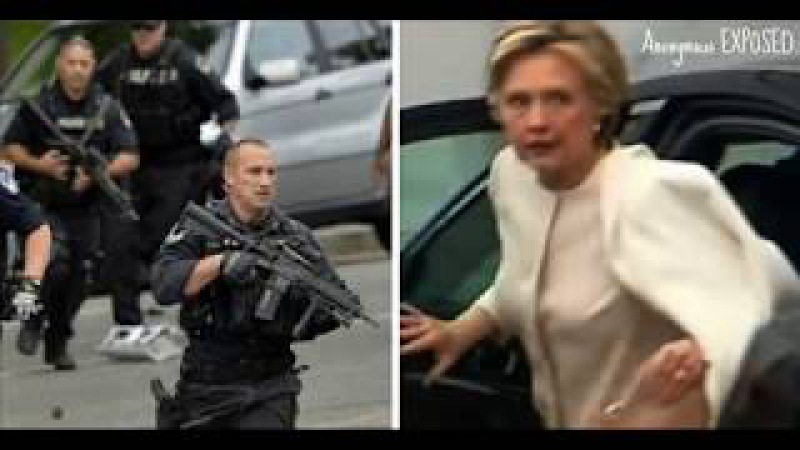Hillary In Hiding As Attempt To Kill Trump Surfaced Overnight And Was Made To Look Accidental