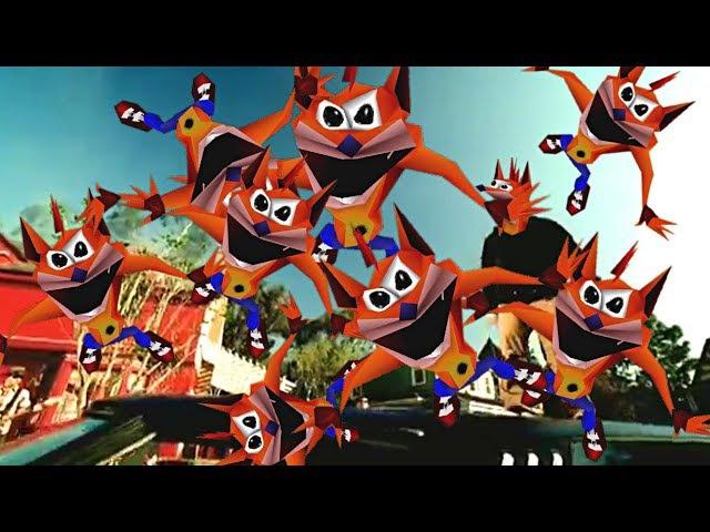 Crash Bandicoot - Woah Star