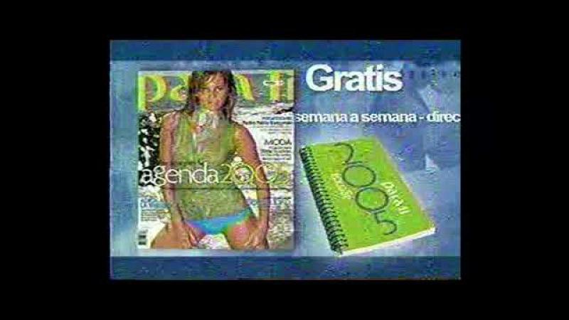 EDICIÓN EXTRAORDINARIA 2004- 2005 .=FRECUENCIA LATINA