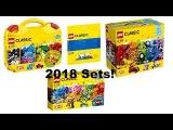 LEGO Classic 2018 Sets!