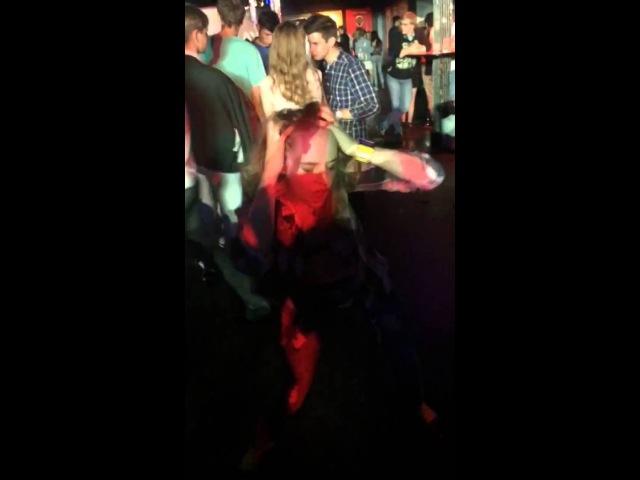 Ирина Сычева (Пьяный танец)