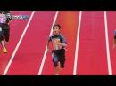 【TVPP】MinHyukBTOB - M 60m Race Preliminary, 민혁비투비 - 남자 60m 달리기 예선 @2015 Idol Star Championship