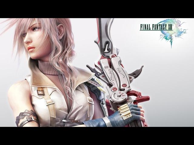 Final Fantasy XIII All Cutscenes (Game Movie) 1080p HD