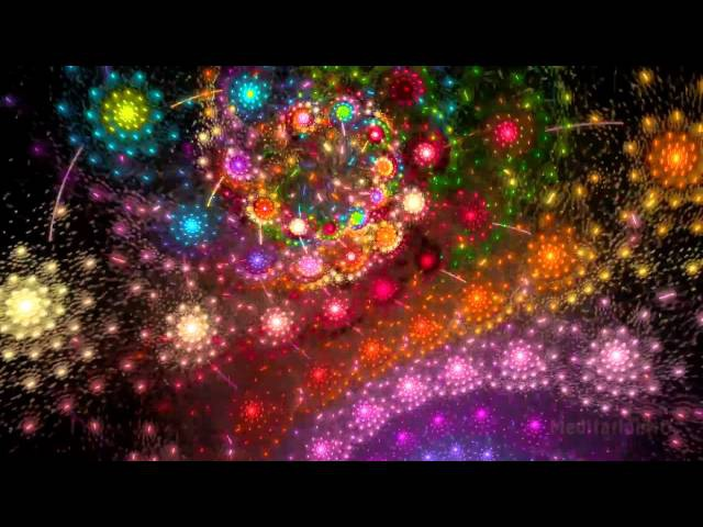 Electric Sheep in HD (Psy Dark Trance) 3 hour Fractal Animation (Full Ver.2.0)