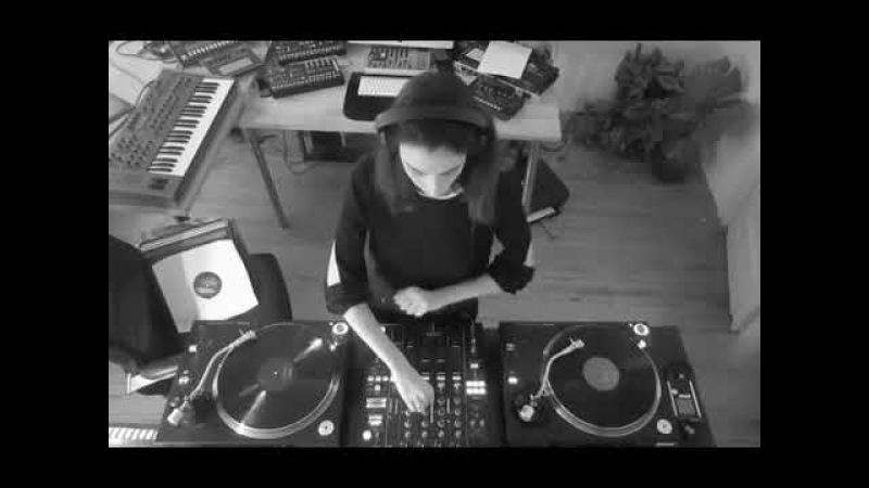 Amelie lens vinyl only podcast 28 11 2017