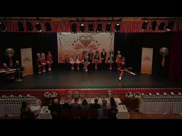Kelly Hendry Feis 2018 - Parade of Champions | Ирландские танцы