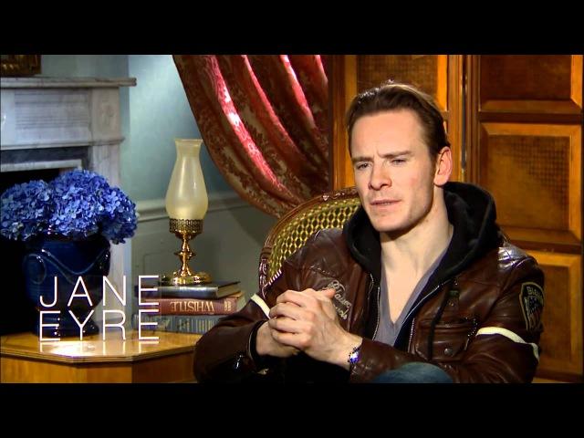 Jane Eyre Michael Fassbender talks to IFC