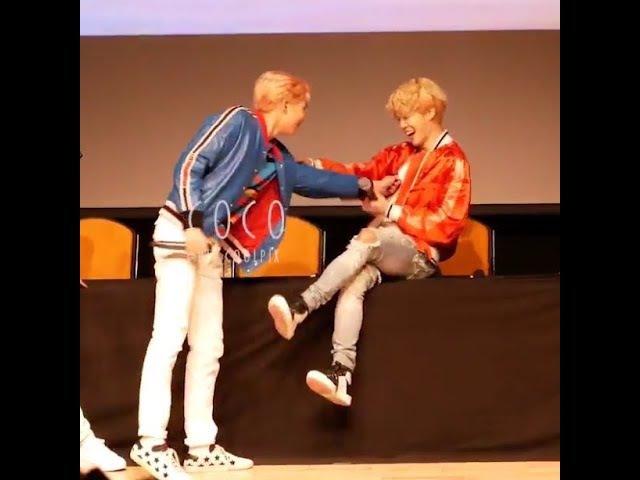 BTS Moment Hugged By You NamMin MinJoon Part 3 Namjoon Jimin