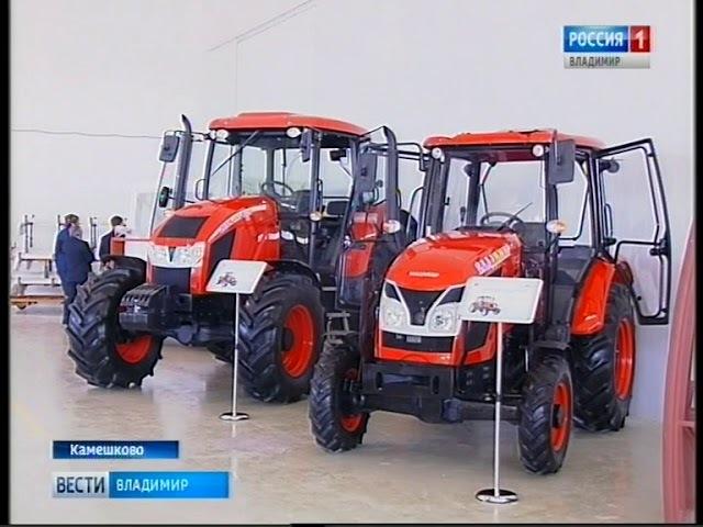Открытие нового цеха НПО Вояж в Камешково
