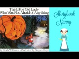 The Little Old Lady Who Was Not Afraid Of Anything - Read Aloud