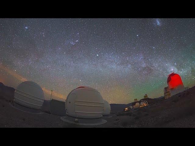 Новый телескоп Экстра начал охоту за обитаемыми мирами