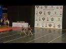 Cheerleading .Чир - фристайл - двойка дети-Дарья Рудова, Алина Гурова.