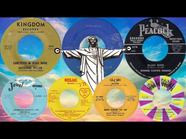 7 Sides Sanctified In Jesus Name - Black Gospel Soul and RB 45's Mix by Musicdawn