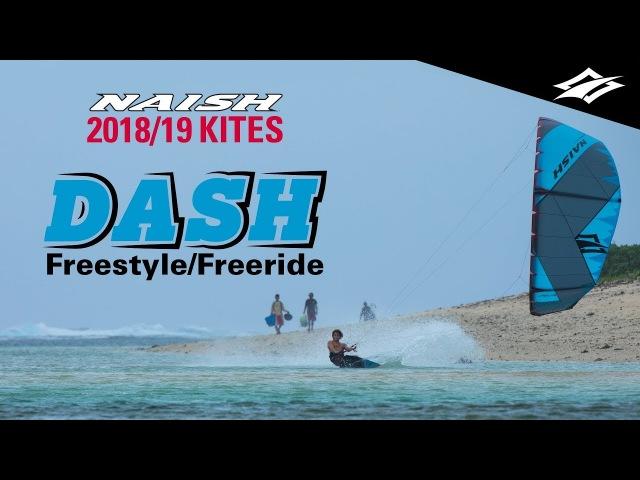 2018/19 Naish Dash | Freestyle/Freeride