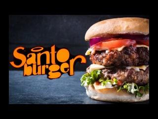 Обзоры кафе, баров, ресторанов. Santo Burger. Тверь