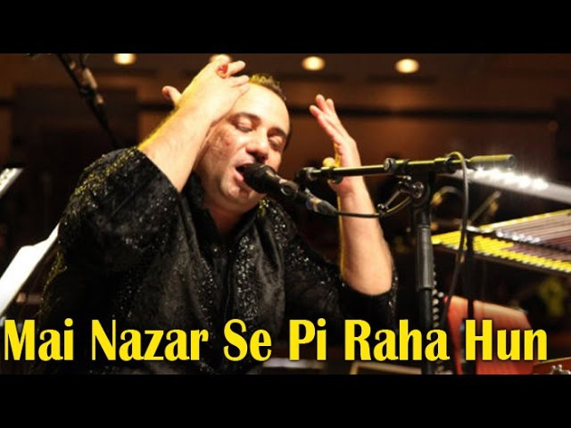 Main Nazar Se Pee Raha Hun | Romantic Qawwali | Rahat Fateh Ali Khan | Virsa Heritage Revived
