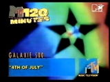 Galaxie 500 - Fourth of July ( VHS Pro-Rip Edited From MTVs 120 Minutes 1991 )